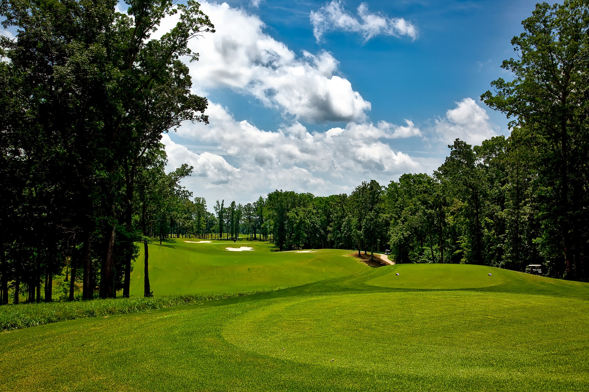 Hawks Creek Golf Club 1