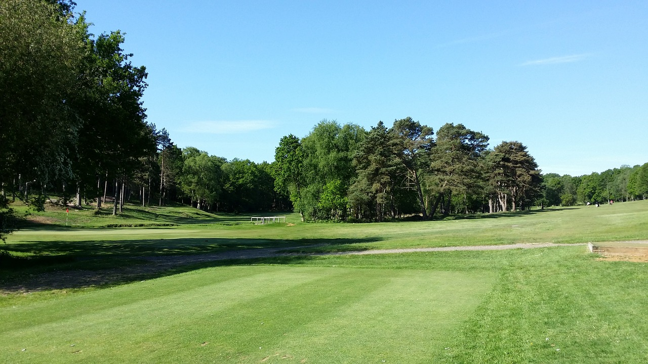Drayton Park Golf Club 1