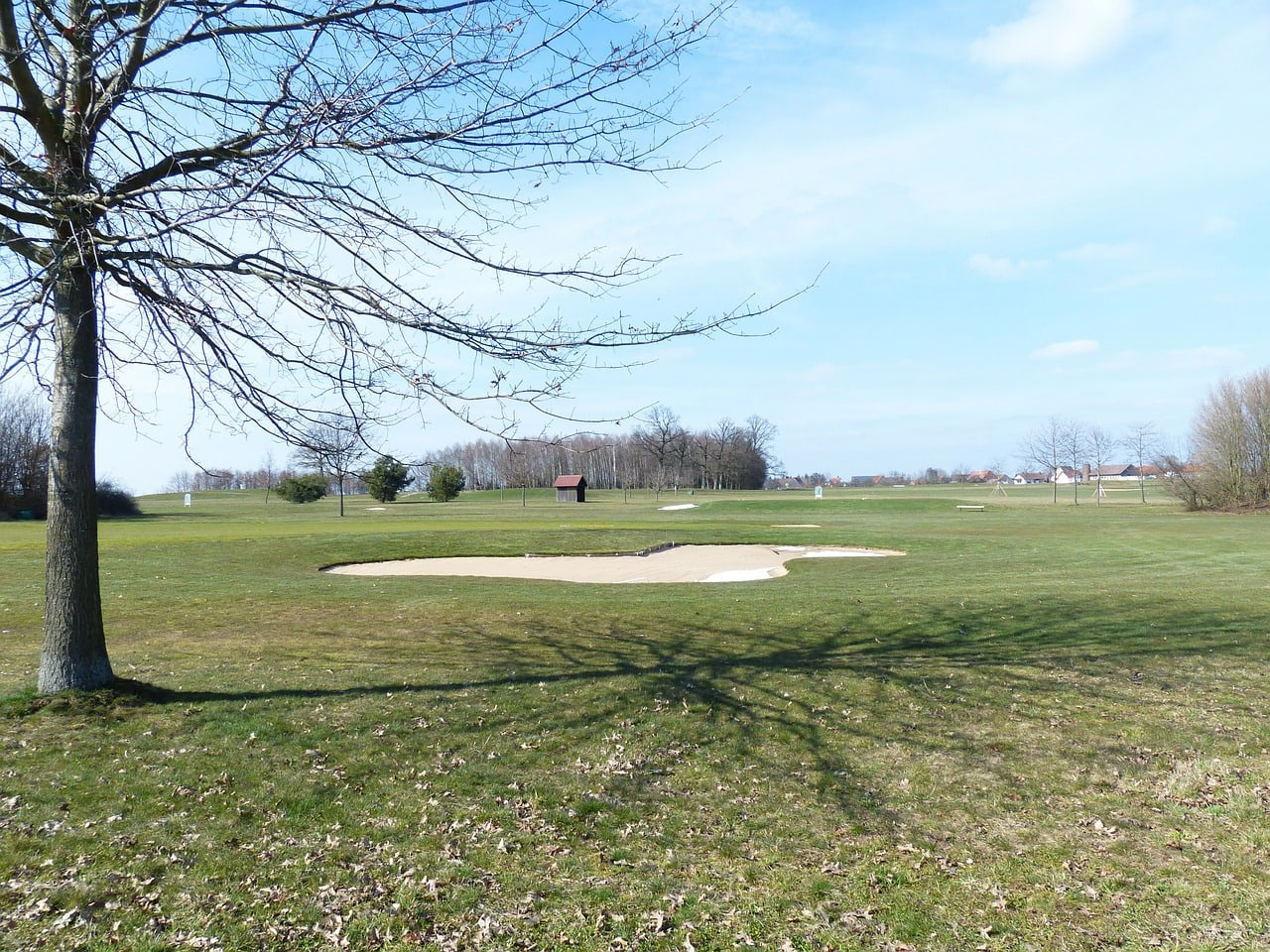 Village Green Golf Course 1