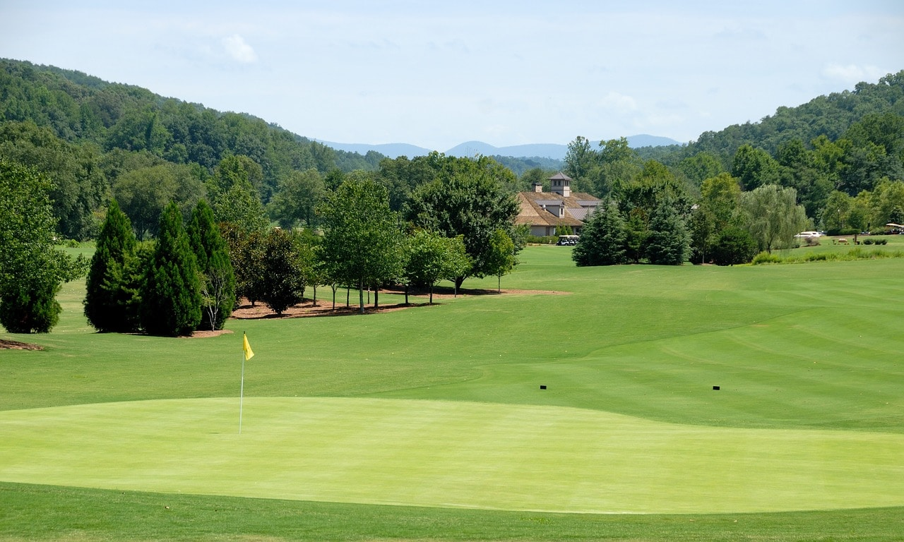 Hazelwood Golf Club 1